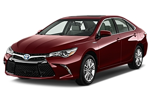 Group L - Toyota Camry Hybrid or Similar car hiretasmania