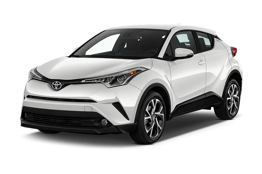 Toyota C-Hr Or Similar spain car hire