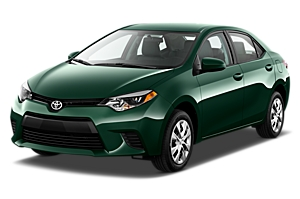 Toyota Corolla Sedan 3+ Years car hirenew zealand