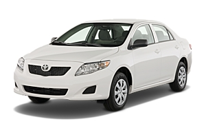 Group B - Toyota Corolla or similar car hire australia