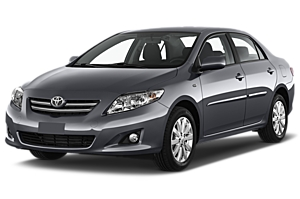 Toyota Corolla or similar car hire - australia