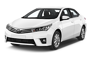 Toyota Corolla GLX Sedan or similar car hirenew zealand