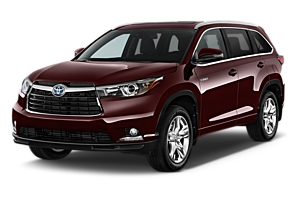 Toyota Kluger or similar australia car hire
