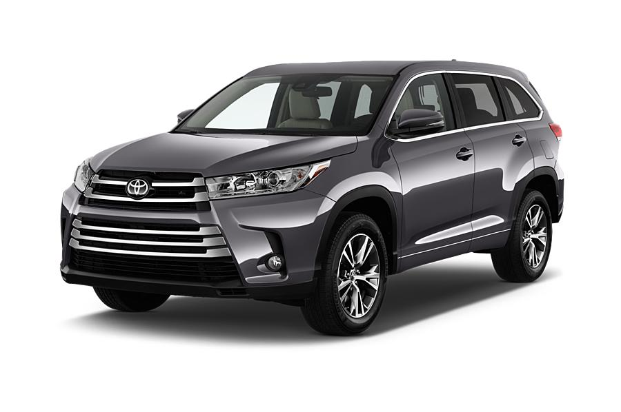 Luxury SUV - Toyota Highlander AWD or similar car hirenew zealand