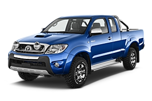 Toyota Hilux 4WD Auto Guaranteed Model car hirenew zealand
