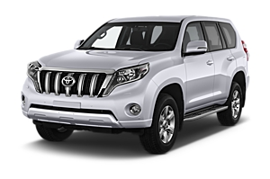 Toyota Prado 4WD or similar car hire australia