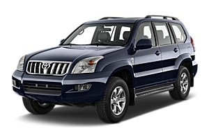 Group W - Toyota Prado or Similar australia car hire