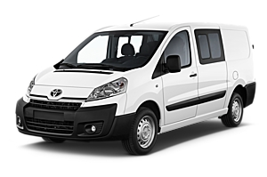 Toyota Hiace or similar car hirenew zealand