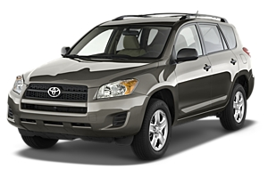 Toyota Rav4 AWD or similar car hirenew zealand