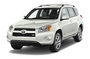 Toyota RAV4 or similar car hirenew zealand