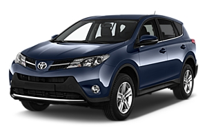 Toyota RAV4 2WD or similar car hirenew zealand