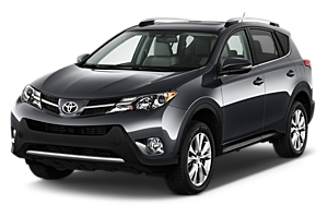 Toyota RAV4 4WD car hirenew zealand