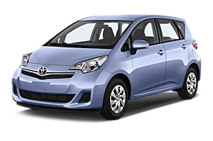 Juce Box - Daihatsu Sirion or similar car hirenew zealand
