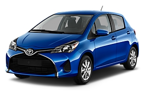 Toyota Yaris Hatch or similar car hire australia