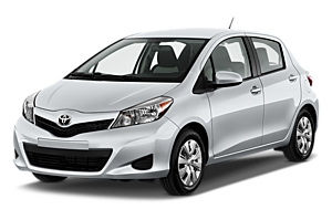 Toyota Yaris or similar perth car hire