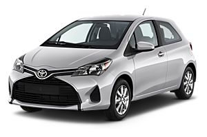 Toyota Yaris (Automatic) or Similar car hirenew zealand