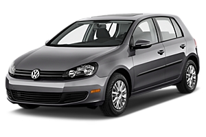 Volkswagen Golf spain car hire