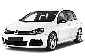 VW Golf GTE Hibrido alicante car rental