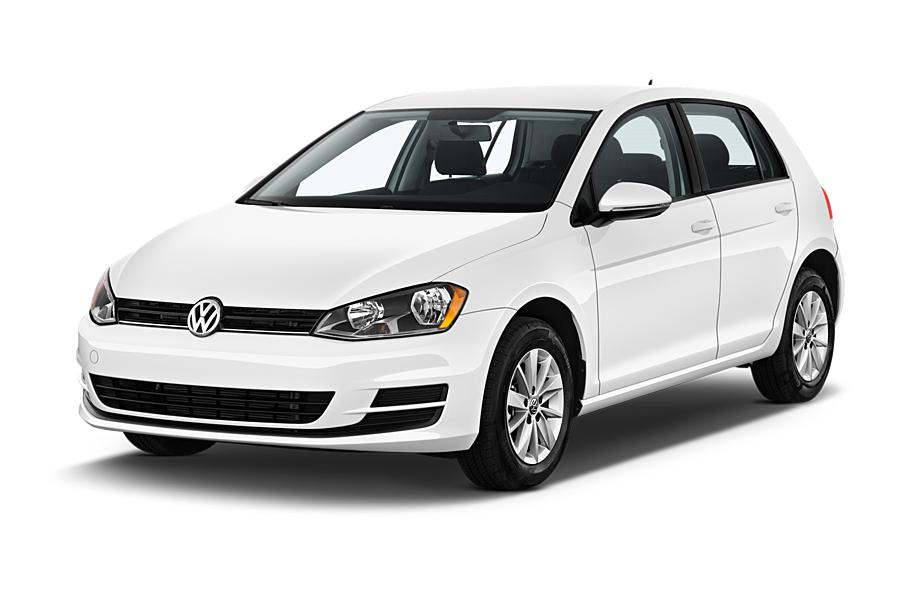 VW Golf spain car hire