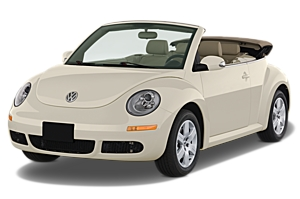 VW Beetle Convertible or similar malaga car rental