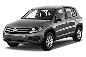 VW Tiguan or similar alicante car rental