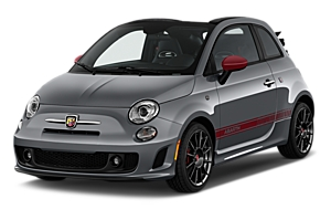Fiat 500 Cabrio or similar malaga car rental