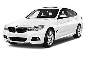 BMW 3 Series or similar malaga car rental