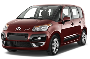 Group K - PICASSO CITROEN 1.6 5DR/5PS or similar car hireuk