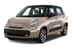 Group R - Fiat 500L or similar malaga car rental