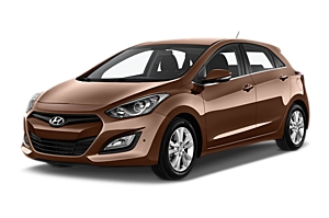 Hyundai i40 or similar car hireuk