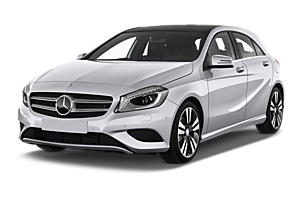 Mercedes A Class Sports - Make and Model Guarantee uk car hire