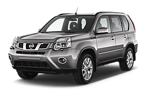 Nissan X Trail or similar australia car hire