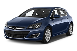 Astra Vauxhall or similar uk car hire