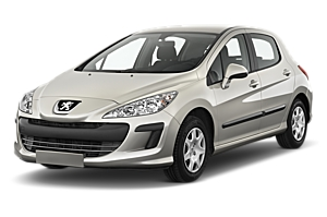 Group I - Peugeot 308 1.8A or similar uk car hire