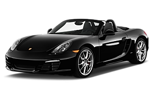 Porsche Boxster or similar australia car hire