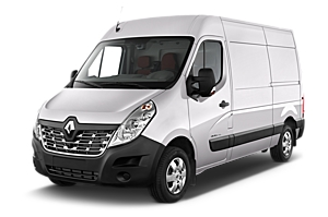 Renault Master or similar uk car hire