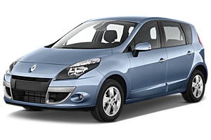 Renault Scenic MPV or similar alicante car rental