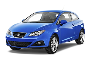 Seat Ibiza or similar malaga car rental