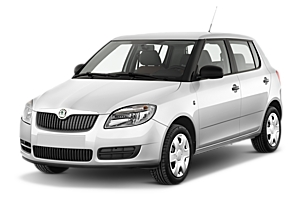 FABIA Skoda 1.9 or similar uk car hire