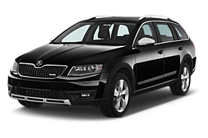 Skoda Octavia Wagon or similar uk car hire