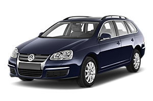 VW Golf alicante car rental