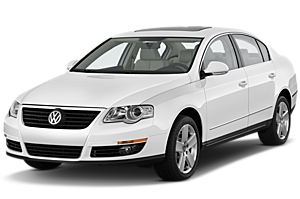 VW Passat 4DR/5PSGR or similar malaga car rental