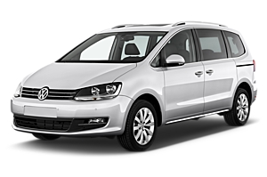 Sharan VW or similar malaga car rental