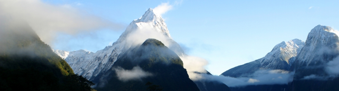 Nelson to Dunedin via Queenstown and Milford Sound Motorhome Itinerary