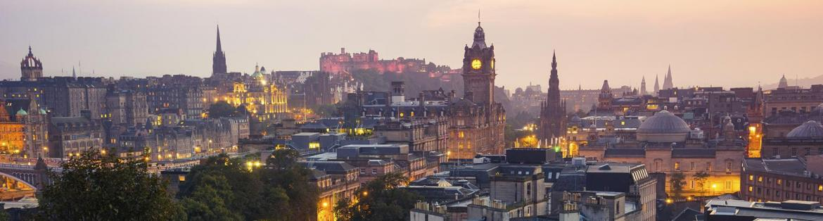 London to Edinburgh: A Royal Tour Motorhome Itinerary