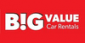 Big Value *  car rental Picton