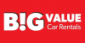 Big Value car rental Blenheim