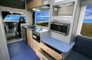 Britz Campervan Rentals (Intl) 4 Berth - Explorer new zealand camper van hire