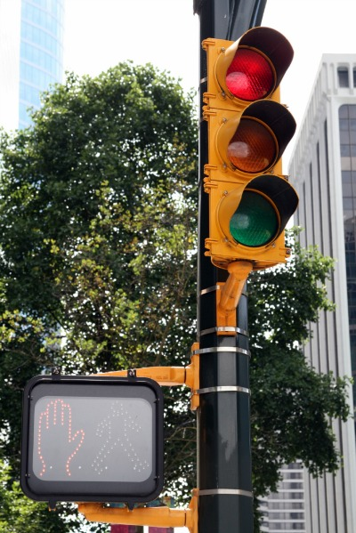 canada traffic light