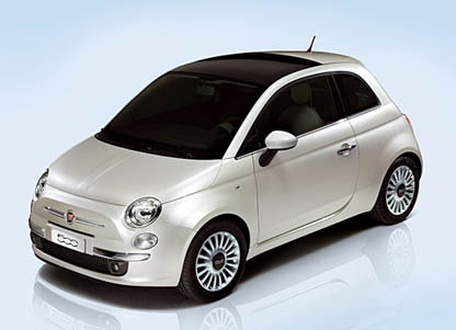 Fiat 500 - 3/5dr Manual AC or similar